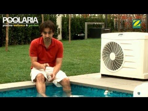 C mo calentar el agua de la piscina con una bomba de calor for Calentar agua piscina