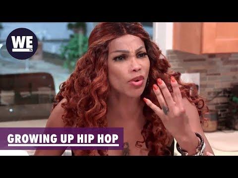 Pepa's Shook  Growing Up Hip Hop  WE tv