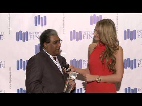 National Development Bank PLC - Sri Lanka at IFM - Awards Ceremony Dubai, 2013