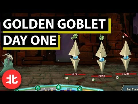 Slay The Spire Golden Goblet - Day One (Northernlion's Perspective)