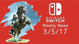 Switch Weekly News - 3/5/17