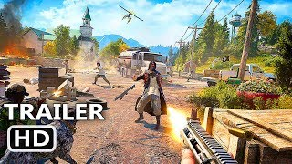 PS4 - Far Cry 5 Extended Trailer (2018)