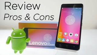 Lenovo K6 Power Budget Phone Full Review with Pros & Cons
