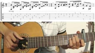 [Guitar] Hướng dẫn: Mariage D'Amour (Richard Clayderman)