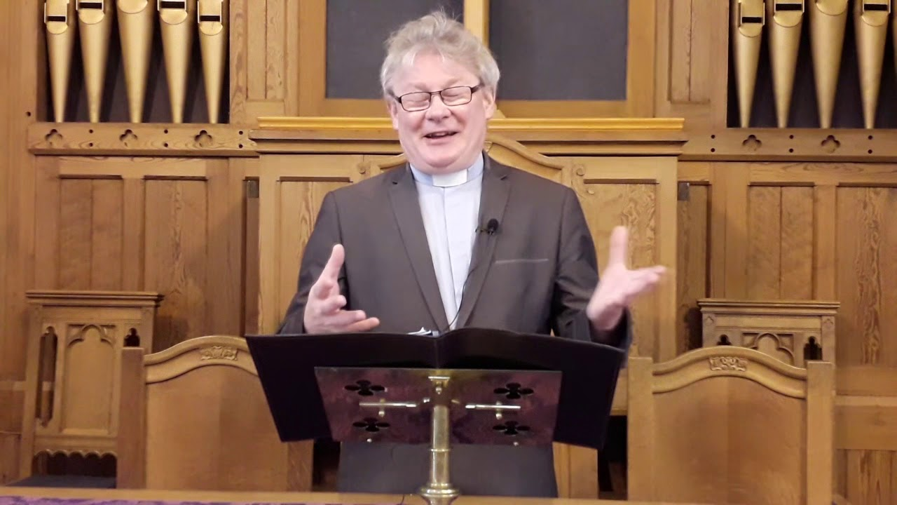 Sunday Sermon 14th March Lent 4 The Hope that is seen