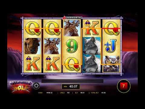 Winning Wolf Slot Machine