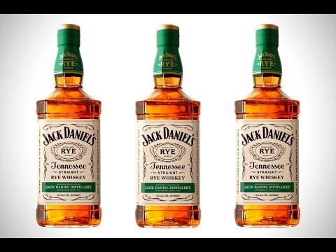 Jack Daniel's Tennessee Straight Rye Whiskey Review