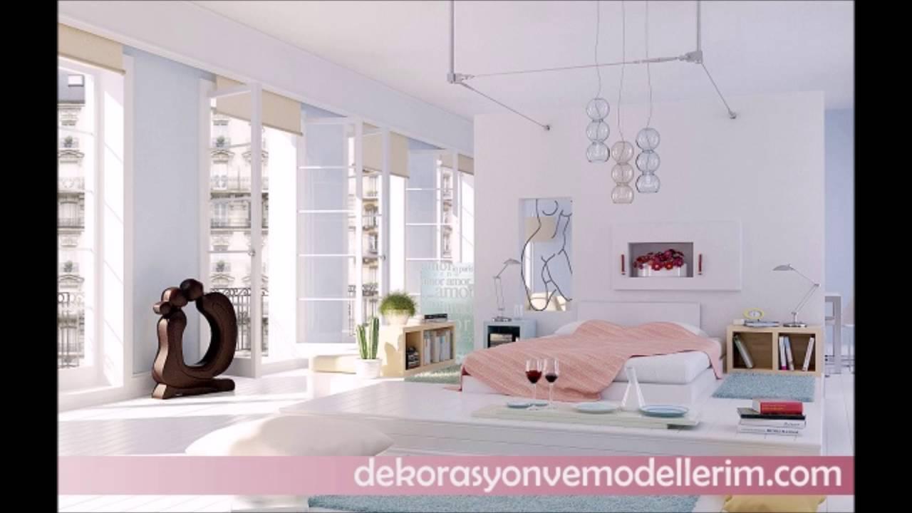 2017 modern yatak odas modelleri ev dekorasyonu ve yeni modeller - 2017 Modern Yatak Odas Modelleri Ev Dekorasyonu Ve Yeni Modeller 50
