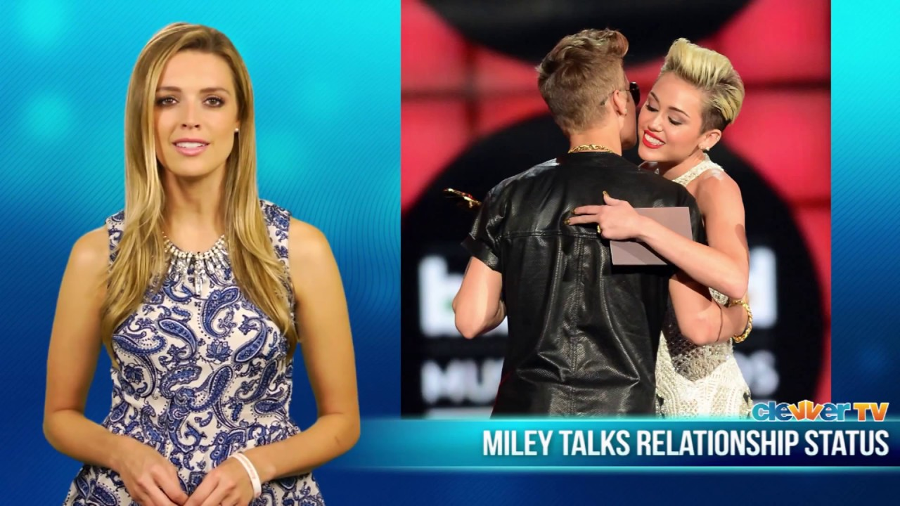 justin bieber and miley cyrus relationship over