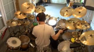 SlipKnoT-Gematria (The Killing Name) Drum Cover