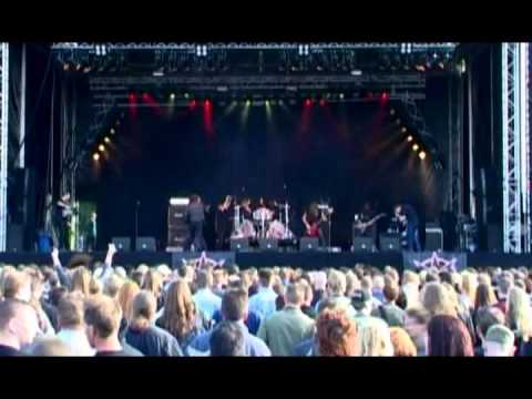 Agent Steel - Live At Dynamo Open Air [Full concert] 05.06.2004