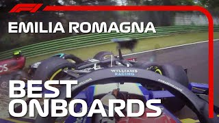 Super Starts, Big Scrapes And The Best Onboards | 2021 Emilia Romagna Grand Prix | Emirates