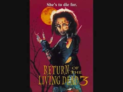 THE HORROR MOVIE ZONE:  Return of the Living Dead III (1993) Review