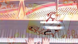 神様ドォルズ Kamisama Dolls OP「不完全燃焼」ピアノで弾いてみた piano cover 神様ドォルズ 検索動画 41