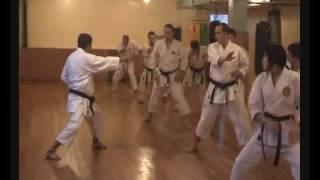 Sochin by Sadashige Kato, 9th dan Shotokan (1)