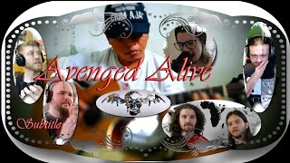 Download lagu Buried Alive (Avenged Sevenfold) - Guitar Cover by Alip Ba Ta - Tremble Reaction