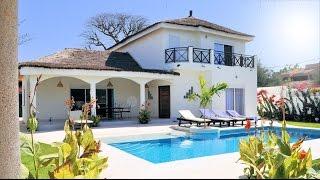 Villa de prestige en bord de mer au Sénégal (Ngaparou / Saly)