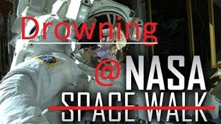 Drowning In Space ? NASA 2016 - Flat Earth