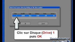 Création d'une image de Windows Xp avec Hiren's Boot CD