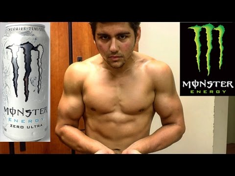Monster Energy Drinks And Diabetes?