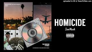 Icee Mack - Homicide (Official Audio)