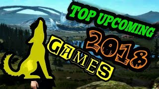 TOP BEST UPCOMING 2018 GAMES !!!!(PS4, XBOX ONE, PC) 😍