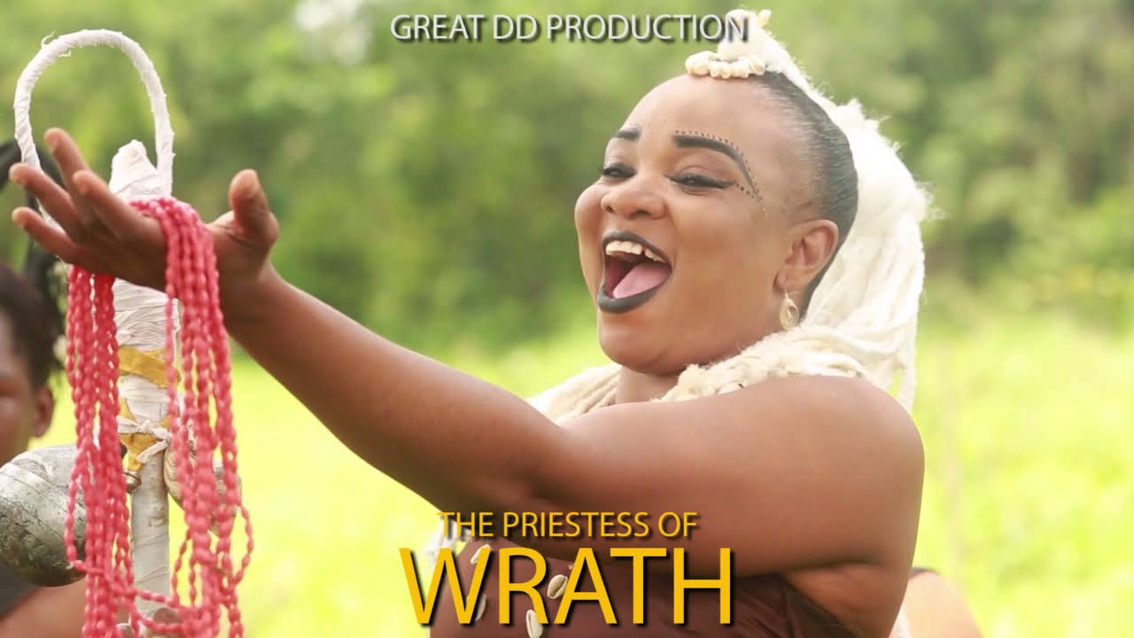 Download Nollywood Movies (priestess of wrath trailer) LATEST 2020 TRENDING MOVIE