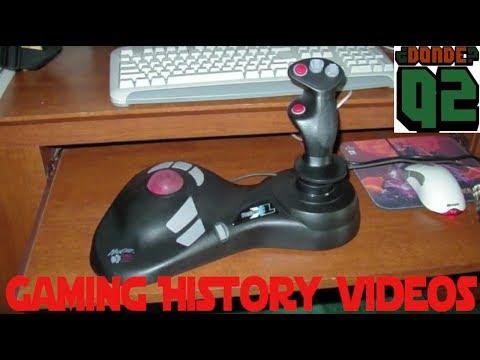 Panther XL: The Trackball Joystick 3D Combat Controller