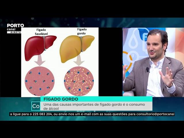 O Fígado Gordo Não Alcoólico - Consultório Porto Canal
