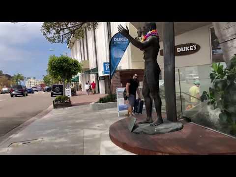 YUMMY Lunch @ Duke's La Jolla