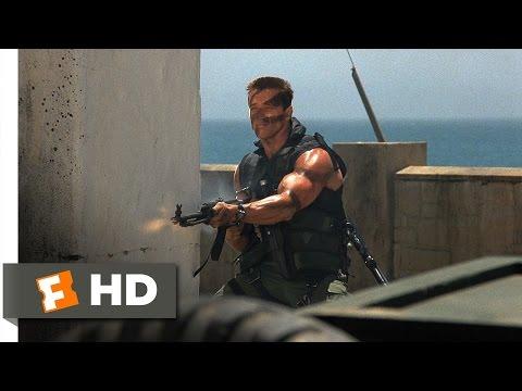 Commando (4/5) Movie CLIP - Commando Rampage (1985) HD thumbnail