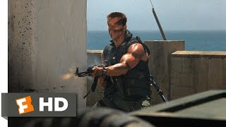 Download Commando (4/5) Movie CLIP - Commando Rampage (1985) HD