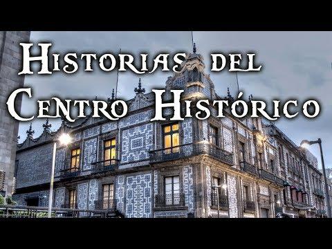 Historias en las calles del Centro Histórico CDMX
