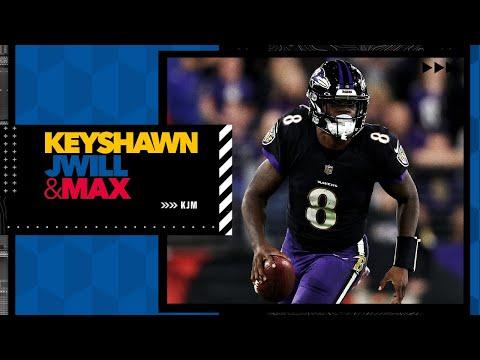 Is Lamar Jackson leading the NFL MVP race? | KJM