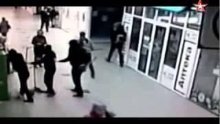 видео Охрана банкомата