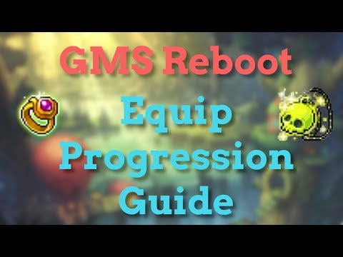 [Reboot] Complete Equipment Progression Guide (see description)