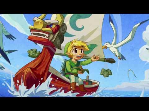Zelda - Wind Waker (Ocean Theme) - Full Symphony