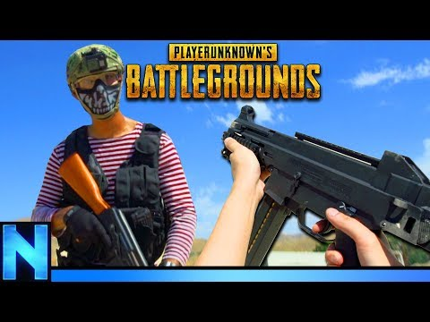 BATTLE FOR THE HOSPITAL - AIRSOFT PUBG