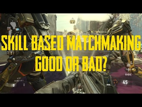 skill based matchmaking advanced warfare reddit Agt22ffkde8 according to woody you're going to have the option of traditional matchmaking or skill based im happy to hear that  advanced warfare.