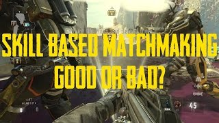 Advanced Warfare Gameplay - Skill Based Matchmaking + Poor Connections = Reverse Boosting in COD AW!