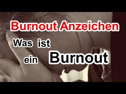 Burnout Anzeichen - Burnout Symptom-Was ist ein Burnout
