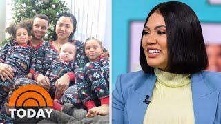 Ayesha Curry Talks Marriage To Stephen Curry And Being Mom Of Three | TODAY