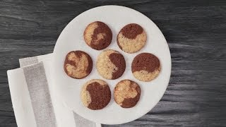How To Make Marble Snickerdoodles | Cookie Recipe