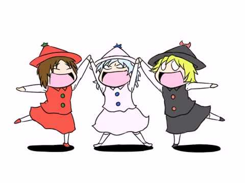�touhou�prismriver sisters on drugs ��������������� youtube