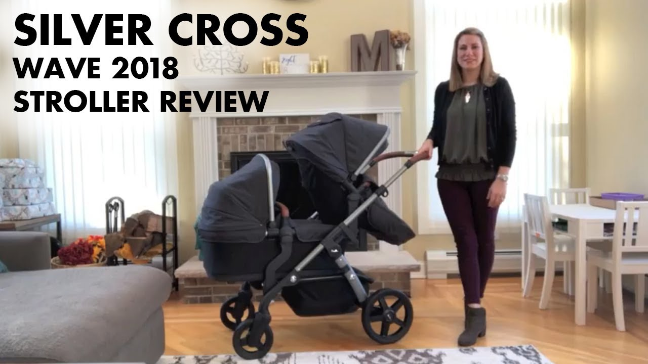 Double Pram Australia Reviews Silver Cross Wave 2018 Stroller Full Review