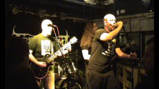 Mordbrand - With Lidless Eyes [Live in Falun 2012-04-14]