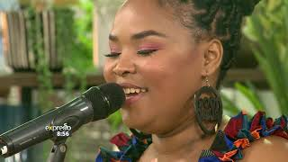 """Elwira Standili performs """"Sy Hand"""" for Gospel Monday - Hannes"""