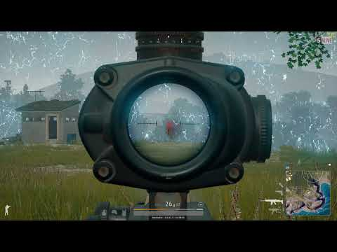 commentary EU 3rd person PLAYERUNKNOWN'S BATTLEGROUNDS 11 18 2017