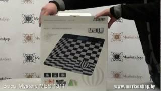 весы Mystery MES-1811 обзор