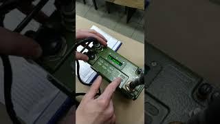 Налаштування радіостанції Р168-5УН-1